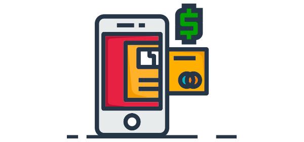 Ilustración sobre los sistemas de pago electrónicos