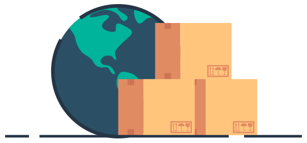 Ilustración sobre las ventas en Amazon