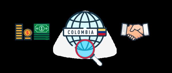 Estado de inversión extranjera en Colombia