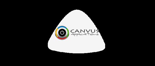 Logo Canvus, software gratuito para control de ventas e inventario
