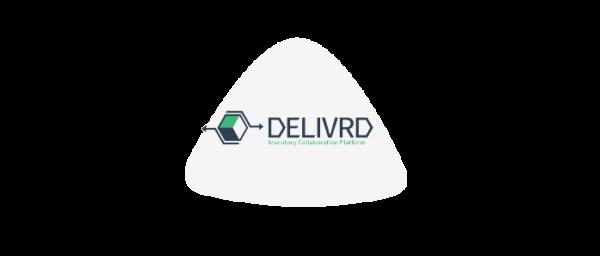 Logo software Delivrd, gestión de inventario en la nube