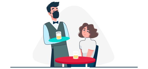 Las nuevas medidas para la distribución de su restaurante en pandemia