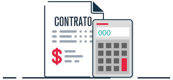 Ilustración Costos de prestaciones para contrato por horas