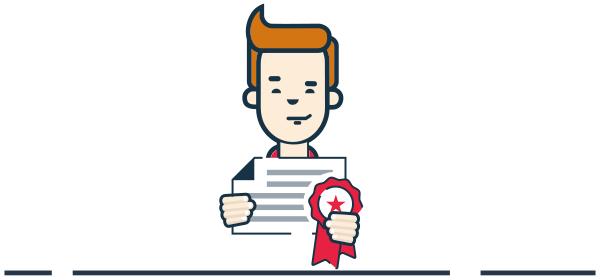 Ilustración proveedor autorizado de facturación electrónica