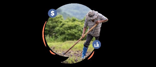 En Colombia se genera una recuperación económica más lenta gracias al paro agrario y la pandemia.