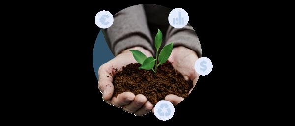 Aprenda como puede aprovechar los recursos para generar desarrollo sostenible
