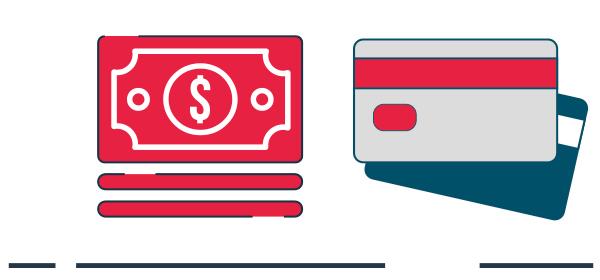 Ilustración métodos de pago necesarios en una tienda virtual