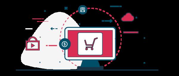 Carrito de compras en comercio electrónico