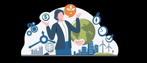 Las políticas de desarrollo sostenible para las empresas