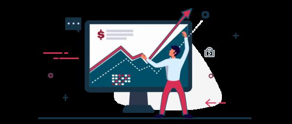 Aumento de ventas comercio electrónico