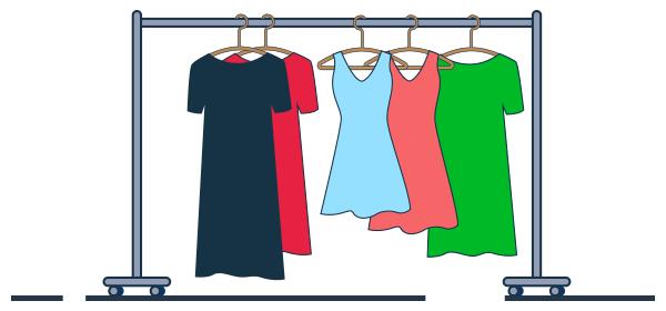 Vestidos a la venta en econexia