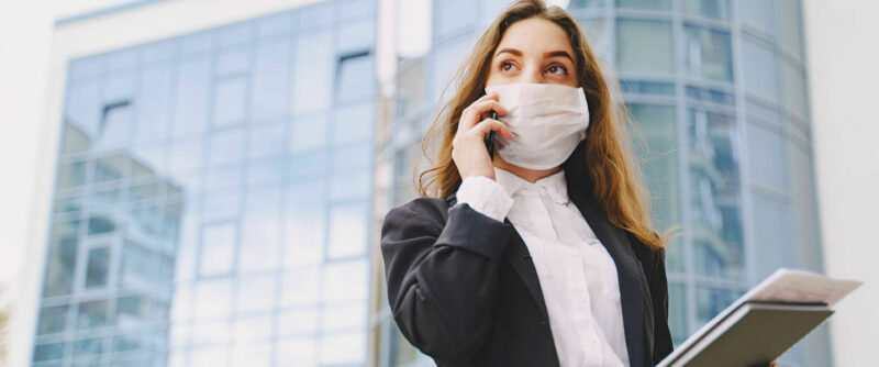 Las medidas de bioseguridad para el regreso de sus empleados a la oficina