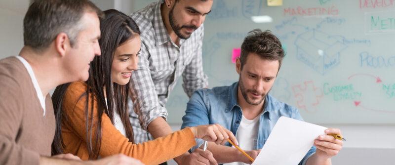 ¿Problemas de comunicación entre sus empleados? Hora de pensar en actividades de trabajo en equipo