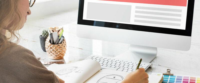Dele personalidad al diseño web de su e-commerce