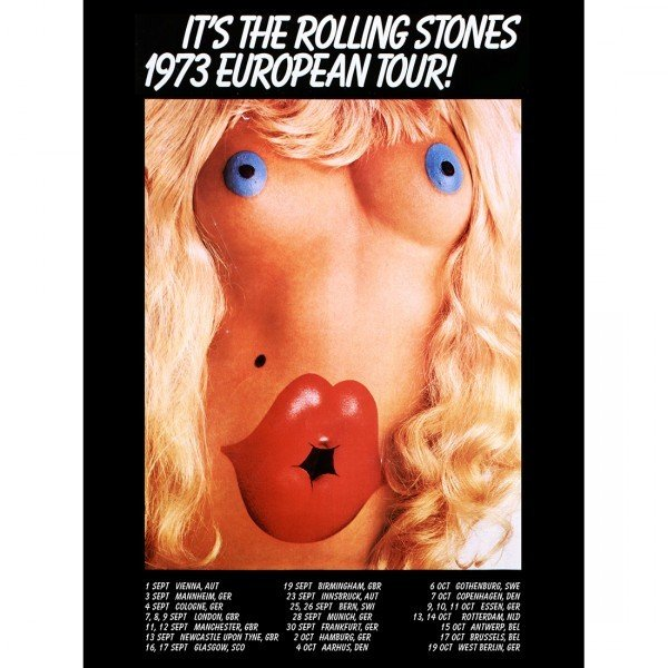 The Rolling Stones release