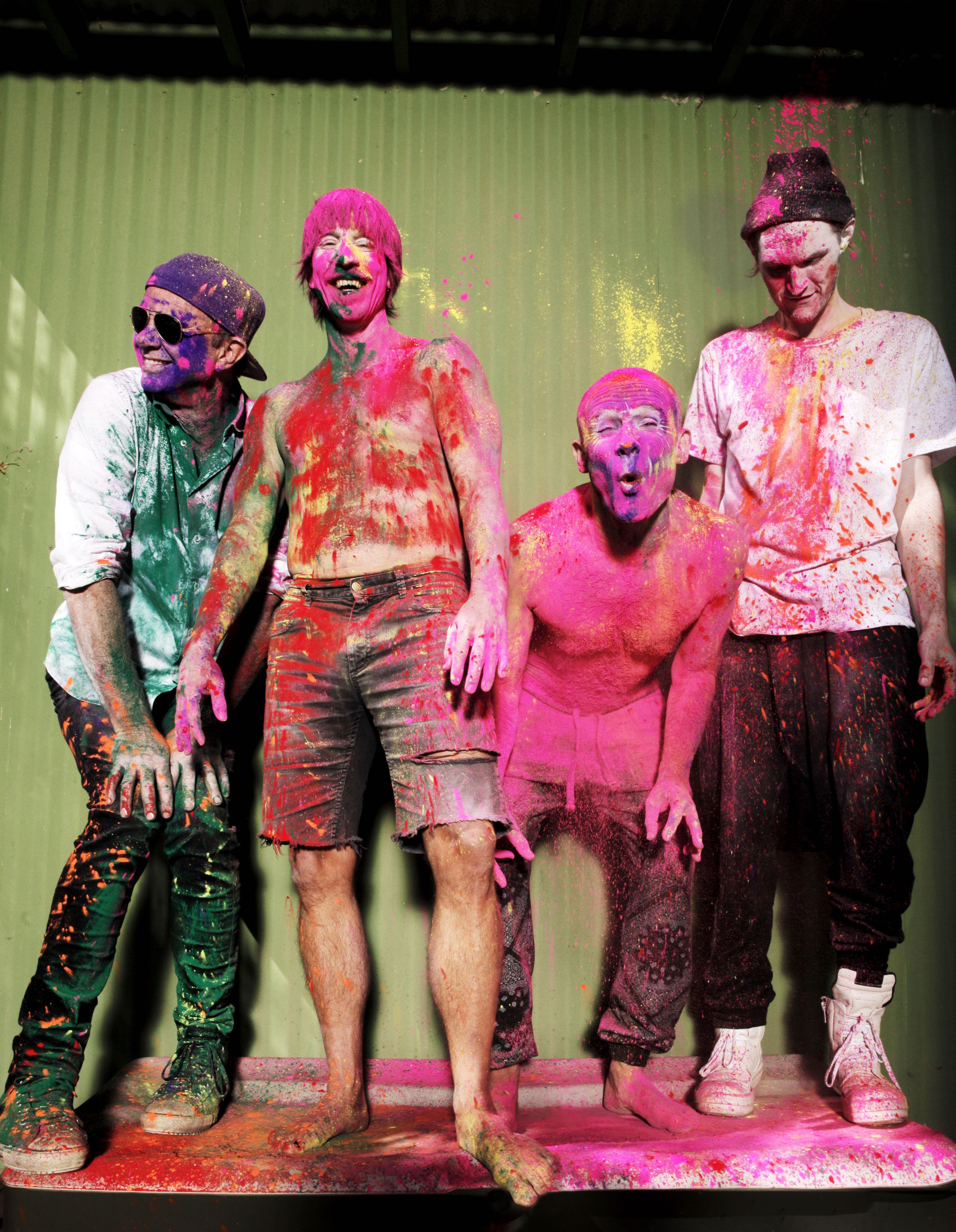 red hot chili peppers announce 2017 north american tour dates waaf. Black Bedroom Furniture Sets. Home Design Ideas