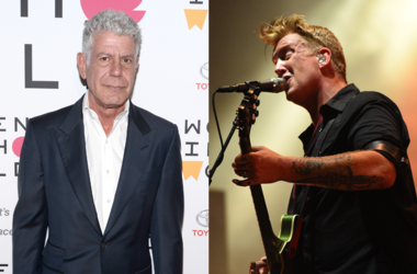 f43f85bc2793 Watch Queens Of The Stone Age Pay Tribute To Anthony Bourdain