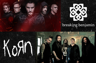 Breaking Benjamin and Korn