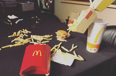 mcdonald's food hack