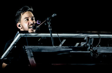 Mike Shinoda of Linkin Park
