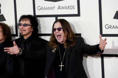 Ozzy Osbourne arrives at the 56th Grammy Awards held at the Staples Center on January 26, 2014 in Los Angeles, CA