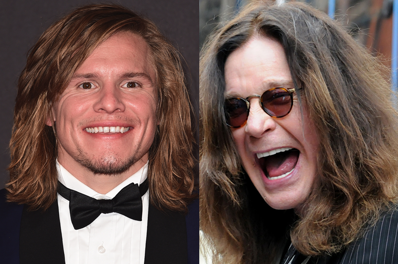 meet the actor playing ozzy osbourne in motley crue biopic the dirt waaf. Black Bedroom Furniture Sets. Home Design Ideas