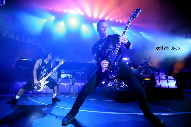 metallica sends cease and desist letter to canadian cover band waaf