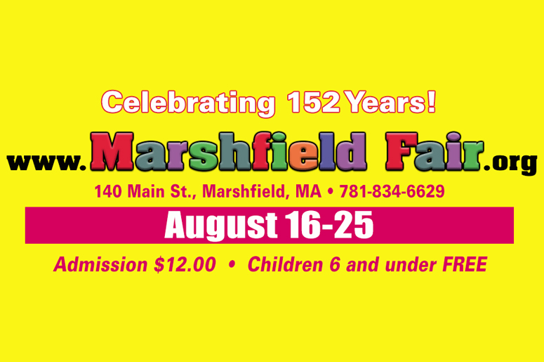 Enter for your Chance to Win a 4-Pack of Tickets to the Marshfield