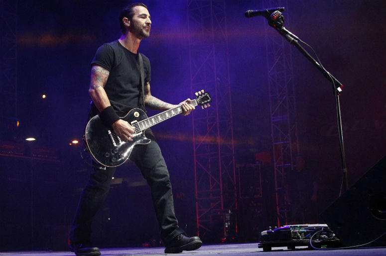 """bc97e2372bd WATCH  Godsmack s """"Bulletproof"""" Video is 10 Minutes of Comedic Gold ..."""