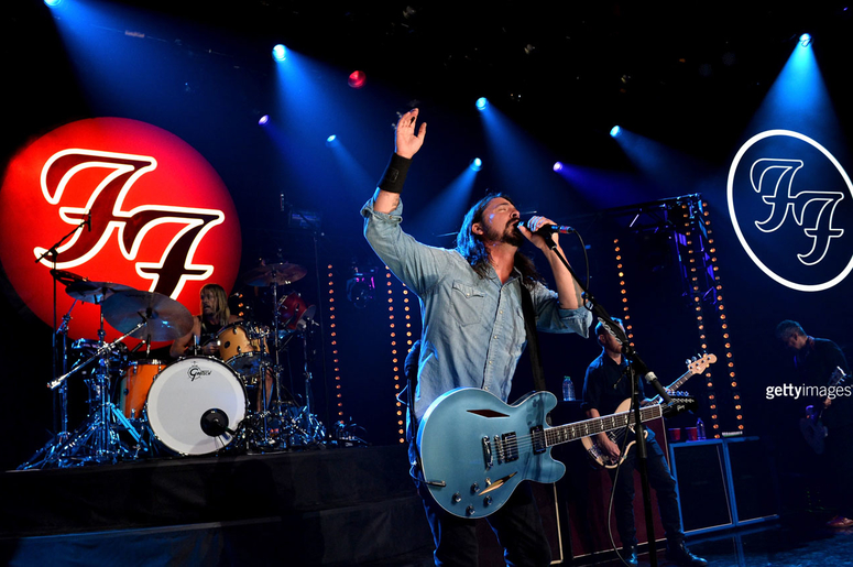 c51a15d42 19 Years Ago, Foo Fighters Release