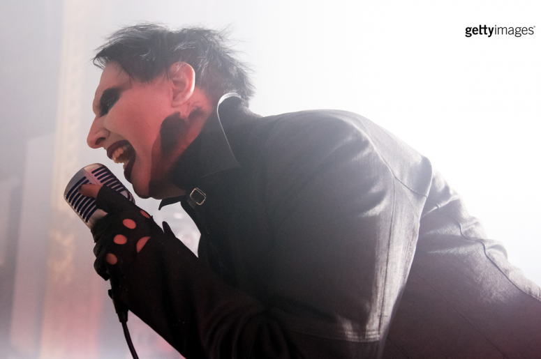 Marilyn Manson At The House Of Blues Boston Waaf