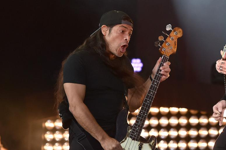robert trujillo son