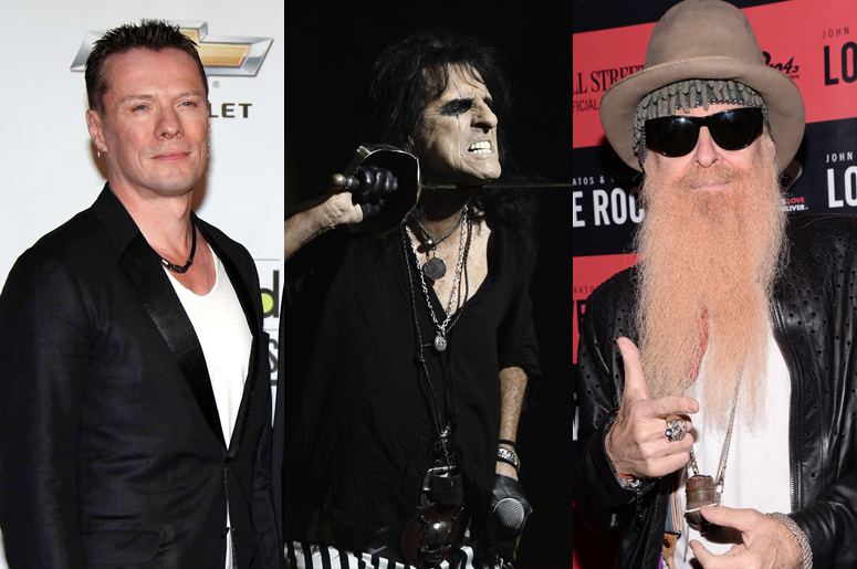 bc7ae94b225 New Alice Cooper Album To Feature Members Of U2   ZZ Top