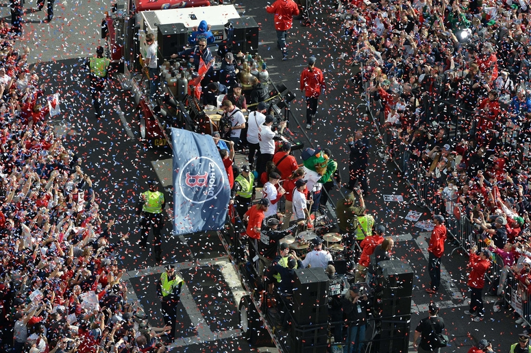 42509c04f99c06 Everything You Need To Know For The 2018 Red Sox World Series Parade ...