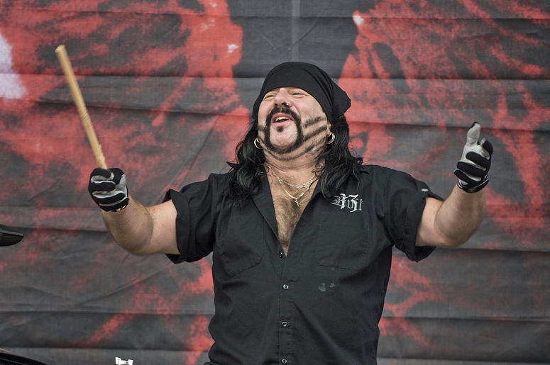 News Pantera Drummer Vinnie Paul's Cause of Death Revealed