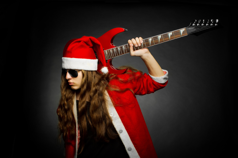 anthony capobianco - Heavy Metal Christmas Music