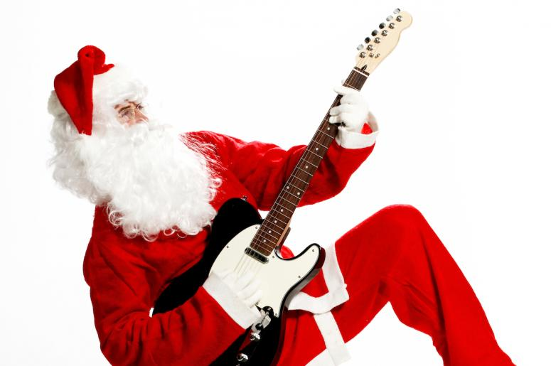 Christmas Rock.12 Christmas Songs That Will Rock The Holidays Waaf 107 3 Fm