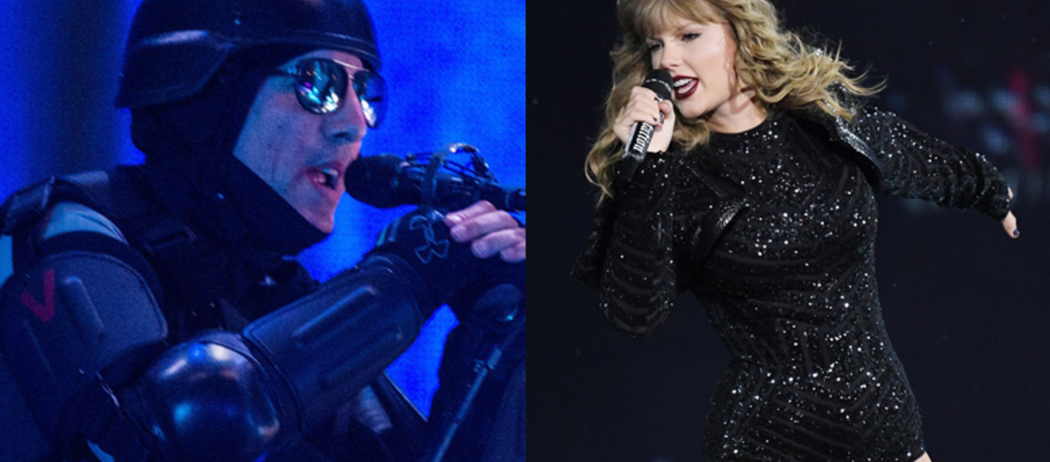 Tool Could Land #1 Album and Taylor Swift Fans are Pissed