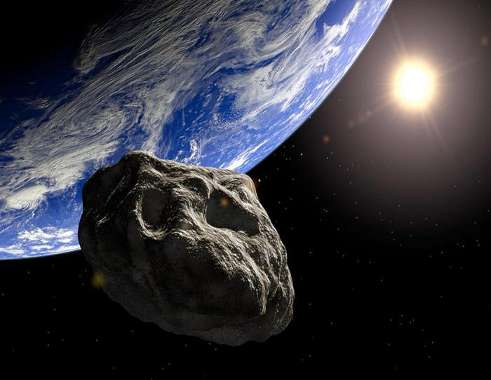 Asteroide pasará cerca de la Tierra el próximo mes