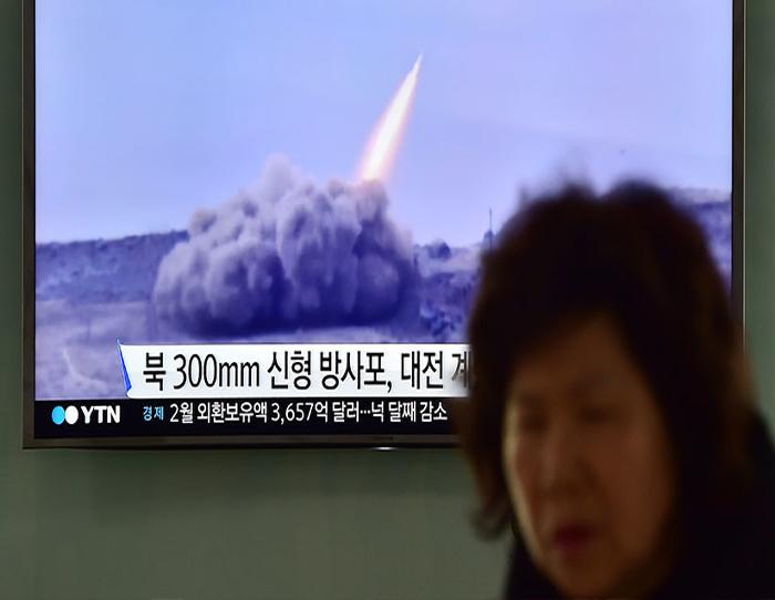 """Pionyang: """"Nuestras armas nucleares están dirigidas a EE.UU."""