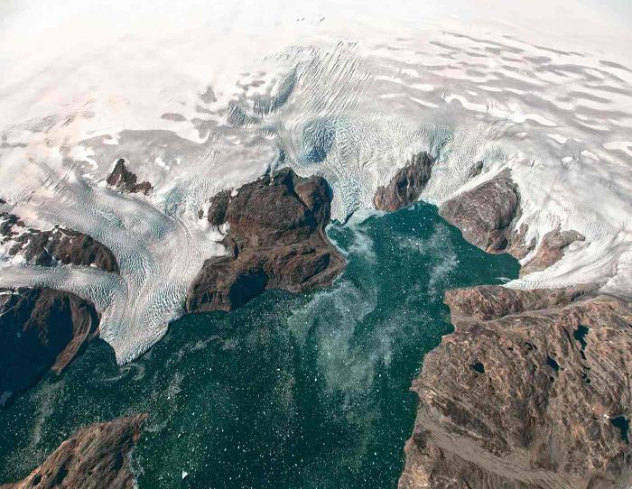 Deshielo de Groenlandia se acelerará