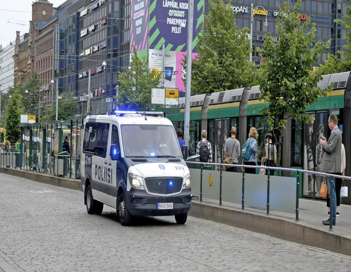 Ataque en Finlandia: dos muertos y seis personas heridas