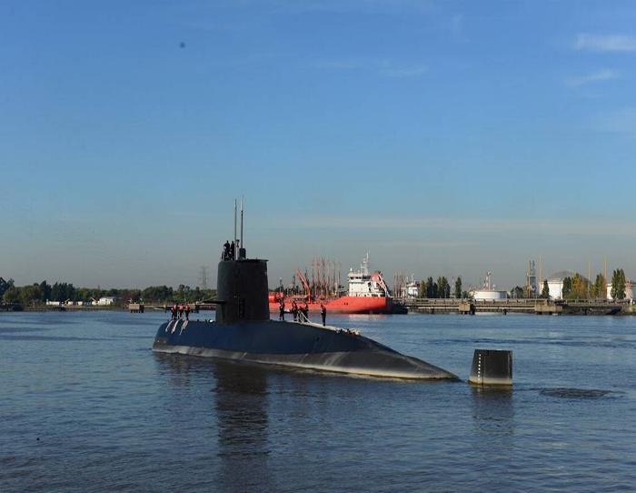 Detectan ruidos y analizan si provienen de submarino perdido