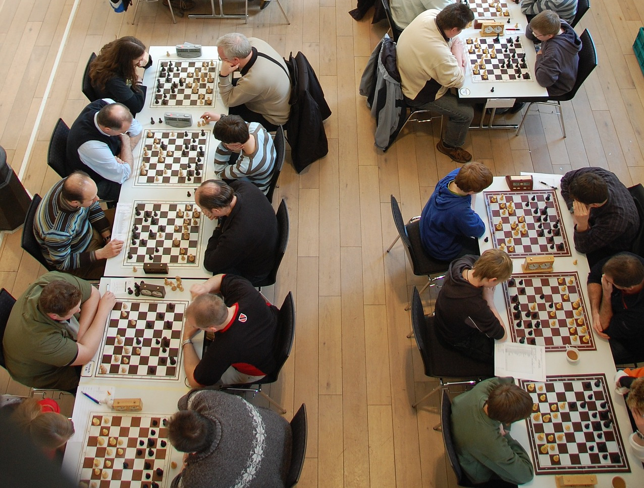 A chess tournament
