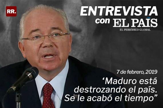 """Rafael-Ramírez-""""Maduro-está-destrozando-el-país.-Se-le-acabó-el-tiempo""""-Diario-El-País"""