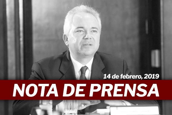 """Nota de Prensa: """"Rafael Ramírez: Maduro y Guaidó tienen la misma política de entrega del petróleo venezolano"""""""