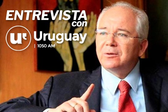 Rafael-Ramirez-entrevista-con-Radio-Uruguay
