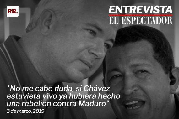 Rafael-Ramirez-Entrevista-Chávez-haría-una-rebelión-contra-Maduro
