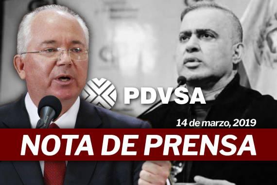 Rafael Ramírez: Voy a contar al país cómo Tarek William Saab extorsionaba a PDVSA
