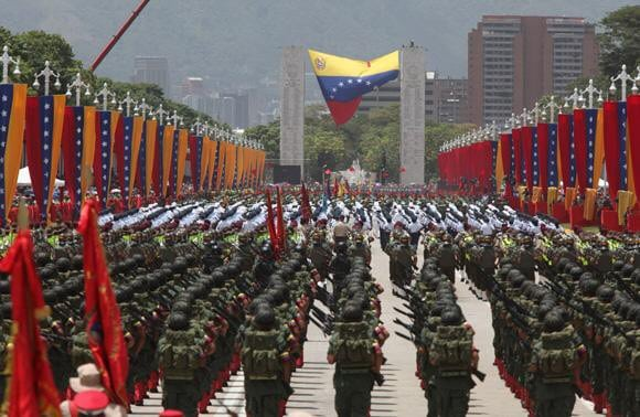 A la Fuerza Armada Nacional Bolivariana